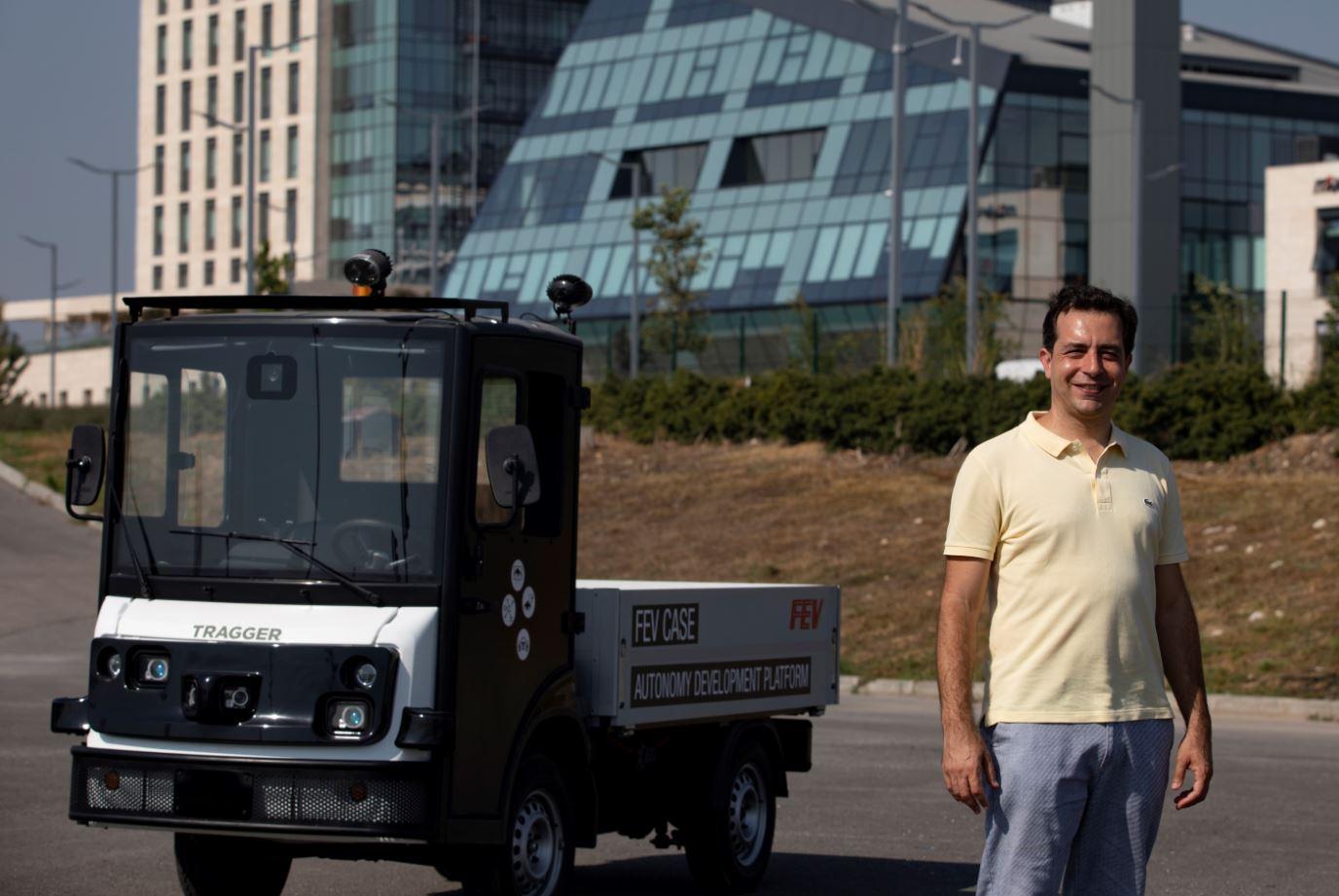 Bursa'da üretildi: Yerli ve milli elektrikli hizmet aracının testleri başladı