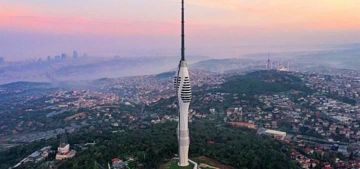 Çamlıca TV-Radyo Kulesi'nin Tercihi de MASDAF