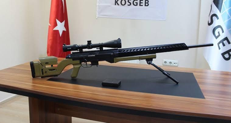 Cumhurbaşkanı Erdoğan'ın direktifleriyle yerli Sniper üretildi