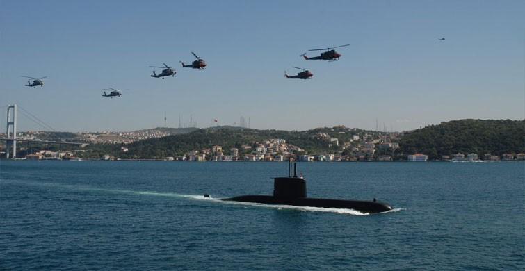 Denizaltılar ASELSAN'ın İmzasıyla Görünmez Oluyor