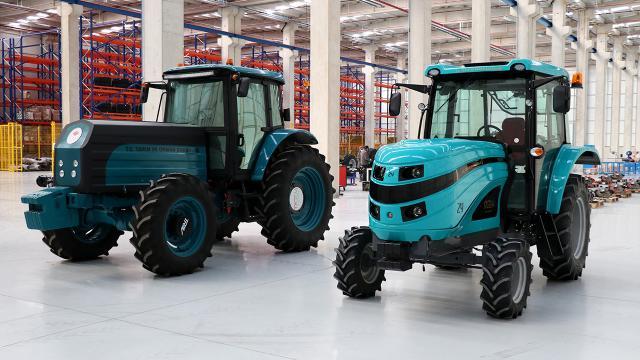 Elektrikli traktör için ön siparişler alındı