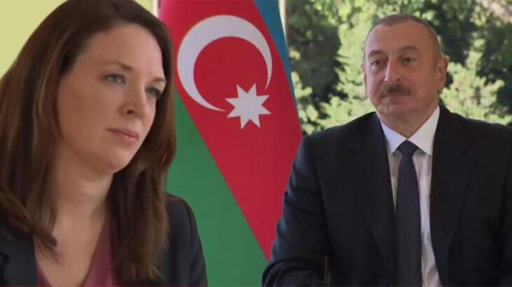 Fransız sunucunun 'Kaç Türk İHA'nız var' sorusuna Aliyev'in cevabı