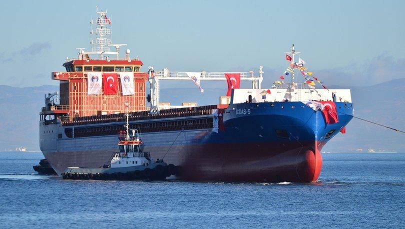 Gemiler İçin Yerli ve Milli Sistemi Üretiyor