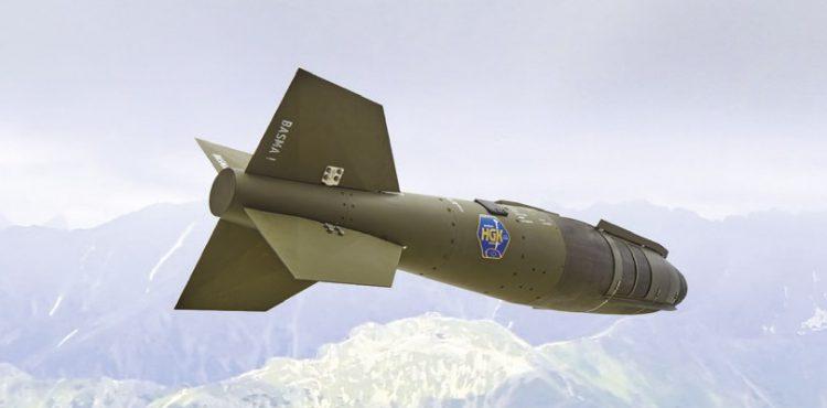 Hava Kuvvetlerine HGK-84 Teslimatı