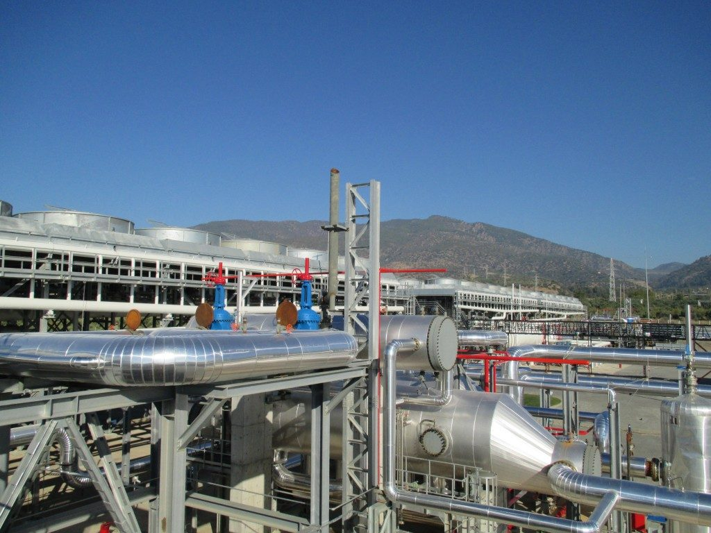 Hükümetin, jeotermal dahil, yerli enerji kaynakları için harekete geçtiği haberi paylaşıldı