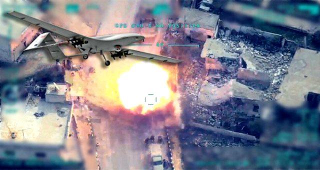 İHA ve SİHA'lar dünya basınında: Türk drone'ları pençelerini gösterdi