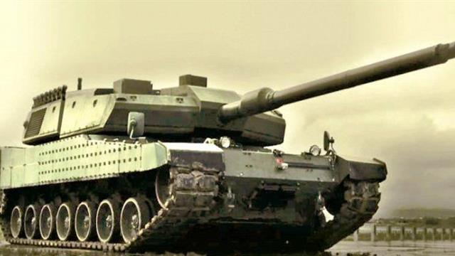 Katar, 100 adet sipariş verdi! Körfez ülkeleri ise yerli ALTAY tankı için sıraya girdi!