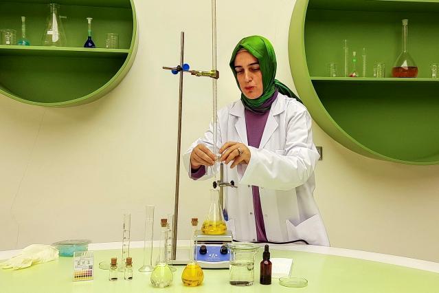 Kayseri Bilim Merkezi, ithal edilen