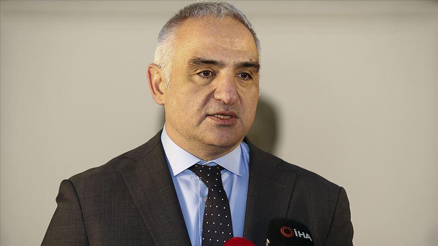 Kültür ve Turizm Bakanı Ersoy: Acente belgeleri artık devredilebilecek
