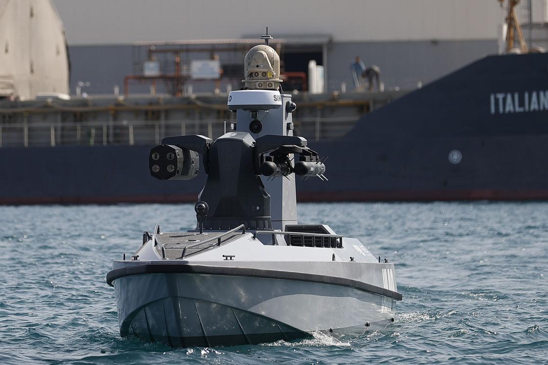 Mavi Vatan'ın yeni muhafızı silahlı insansız SİDA atışa hazır