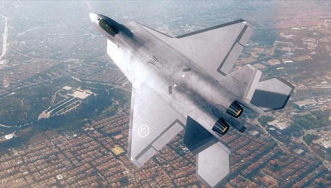 Milli Muharip Uçak'ın yerli motor üretimi