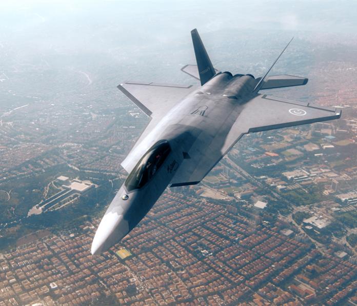 Milli Savaş Uçağı Motoru İçin İmzalar Atıldı