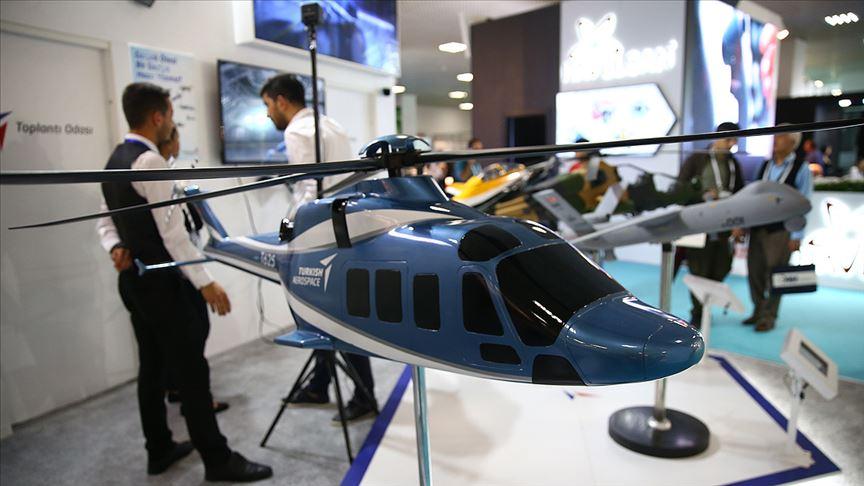 Milli savunma ve havacılık sanayi SAHA EXPO'da kanatlanacak