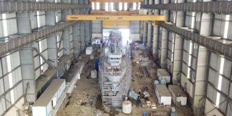Savunma sanayiine denizcilikten 12 milyar dolarlık katkı