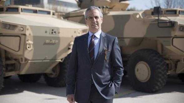Savunma ve Havacılık Sanayi'de 10 Ayda 1.5 Milyar Dolar İhracat
