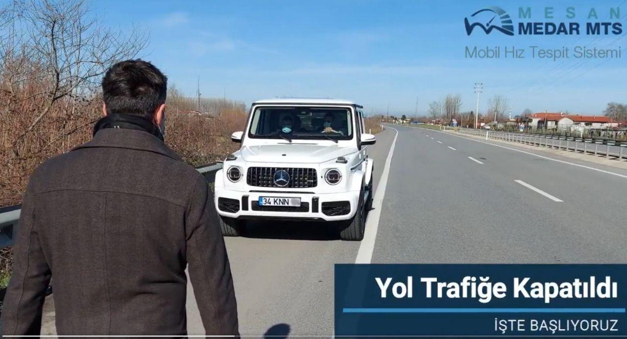 Sofuoğlu yerli radar cihazını test etti...