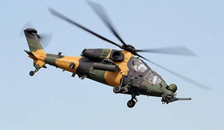 Teslim edilen ATAK helikopterlerinin sayısı 66 oldu