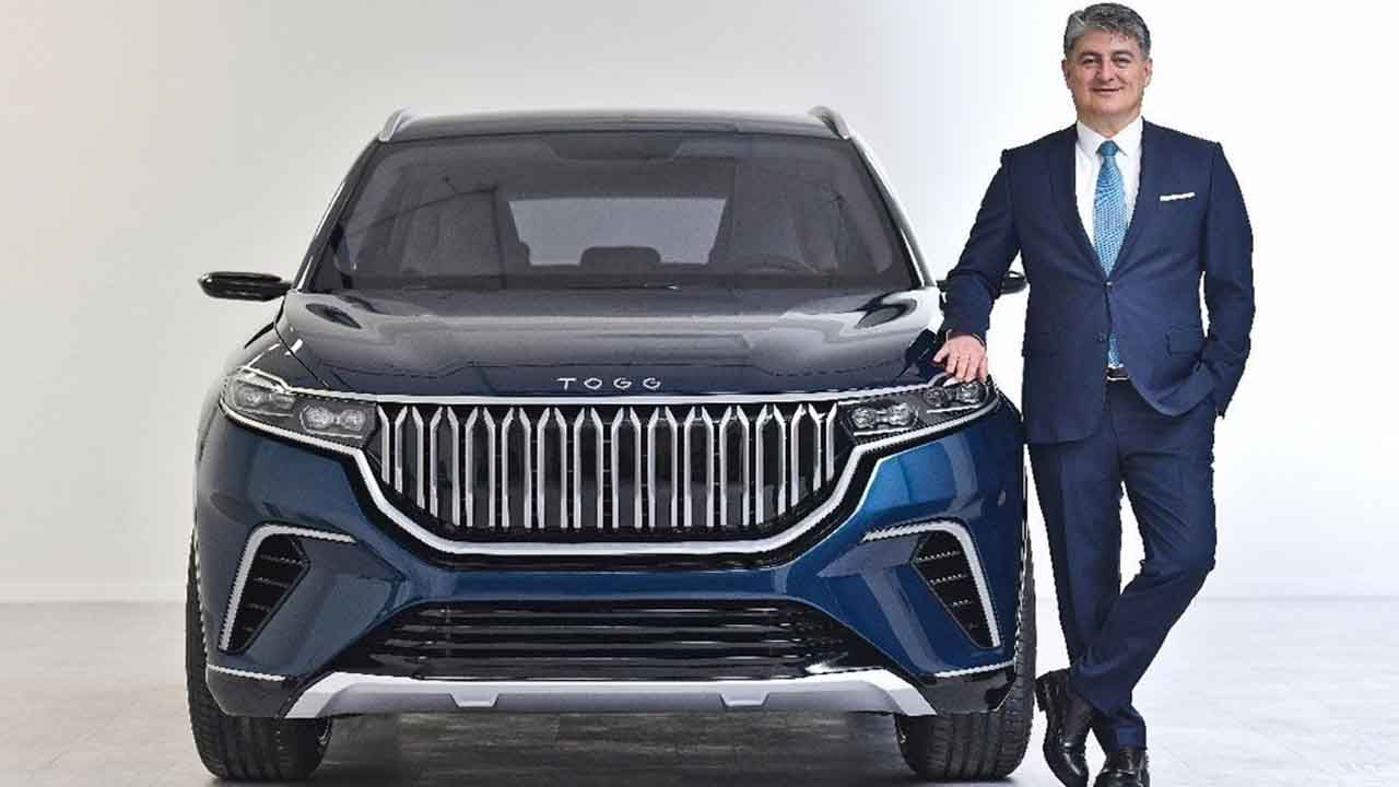 TOGG CEO'su Gürcan Karakaş yerli otomobil projesi hakkında bilgiler verdi