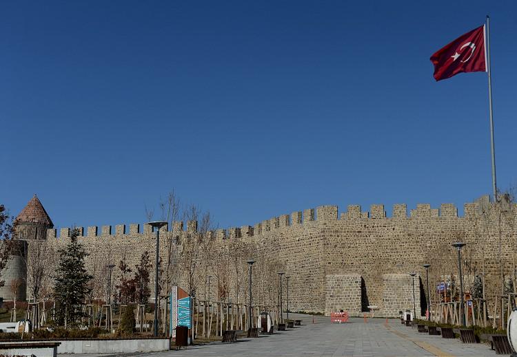 Turistler Erzurum'un 'Kültür Yolu'na hayran kalacak