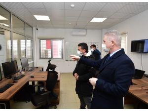 Türkiye'nin İlk Yerli Milli Gözetim Radarı Gaziantep'te