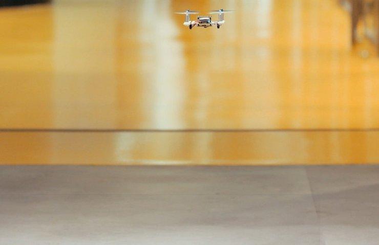 Türkiye'nin ilk yerli mini drone'u uçuşa hazırlanıyor