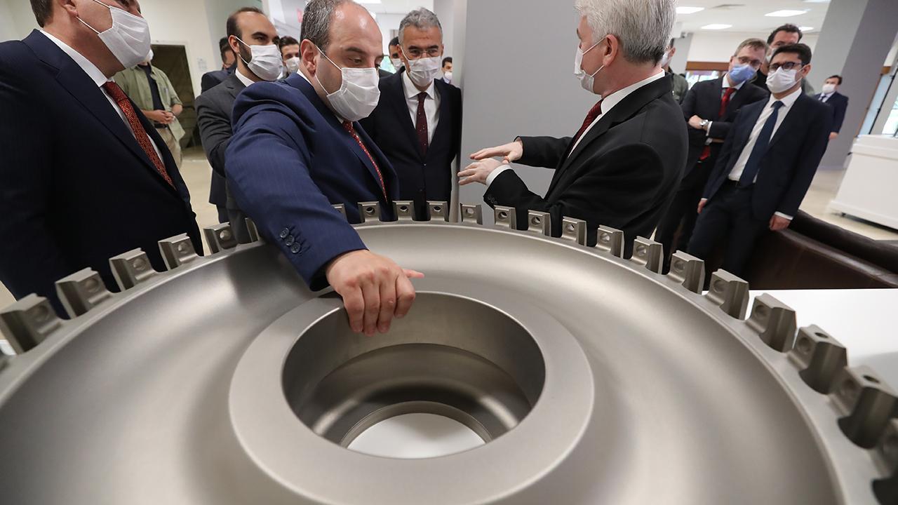Türkiye'nin yerli füze motoru dünya rekoru kırdı