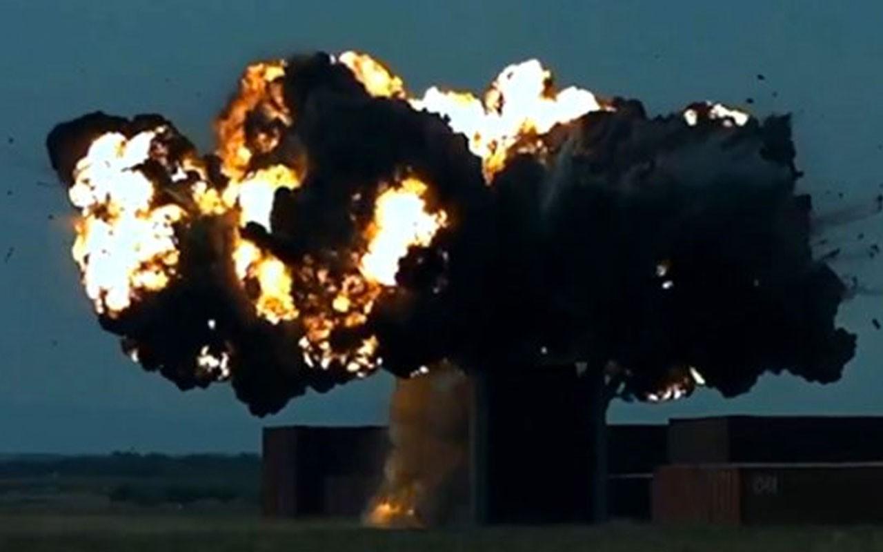 Yerli füze SOM-B2 testi başarıyla geçti
