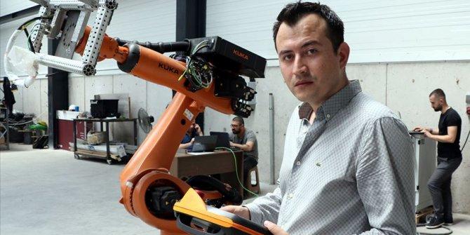Yerli İnsansız Forklift'in Prototipi Hazır