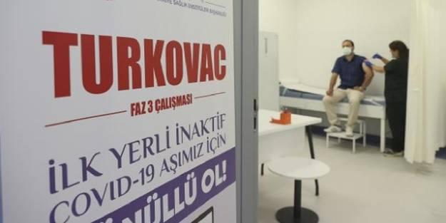 Yerli koronavirüs aşısı Turkovac için geri sayım başladı