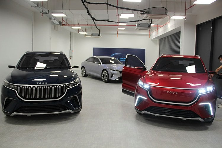 Yerli otomobil TOGG'dan Almanya çıkarması! '5 farklı model üretecek'