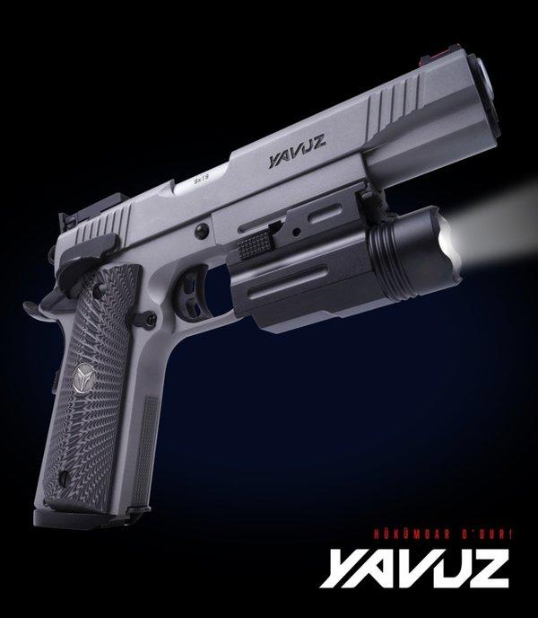 'Yerli silah' için seri üretim başladı! 50 ülkeye ihraç ediliyor .