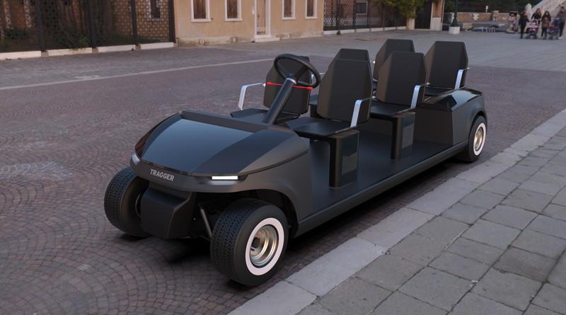 Yerli ve milli %100 elektrikli TRAGGER T-Car İlk Kez Teknofest ile Yollarda