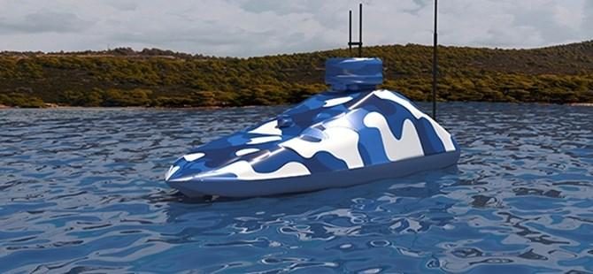 Yerli ve Milli İnsansız Deniz Aracı 'İDA' Sergilenecek