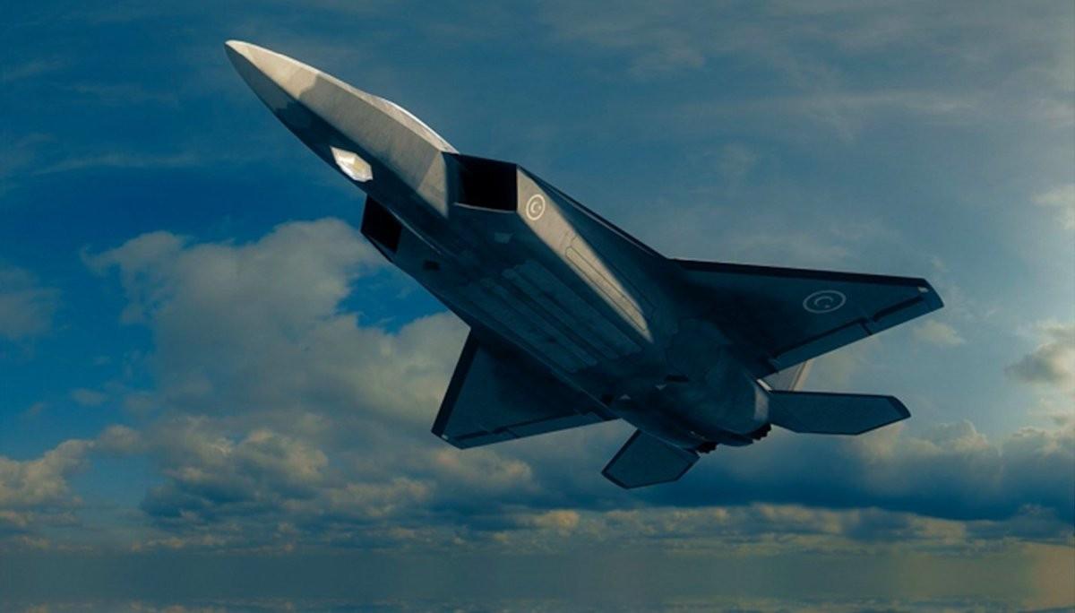 Yerli ve milli savaş uçağı ilk kez Paris'te sergilenecek
