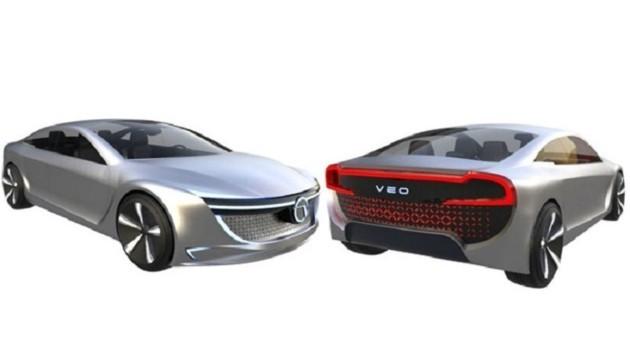 Yerli 'VEO' , Vestel 'in Otomobili