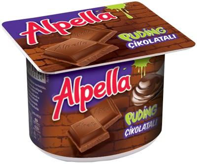 Ülker Alpella Çikolatalı Kase Puding