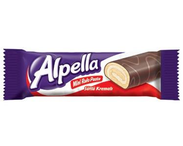 Ülker Alpella Mini Rulo Pasta