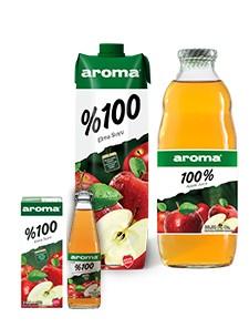 Aroma %100 Elma Suyu