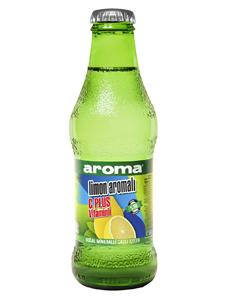 Aroma Limon Aromalı C Plus Doğal Mineralli Gazlı İçecek
