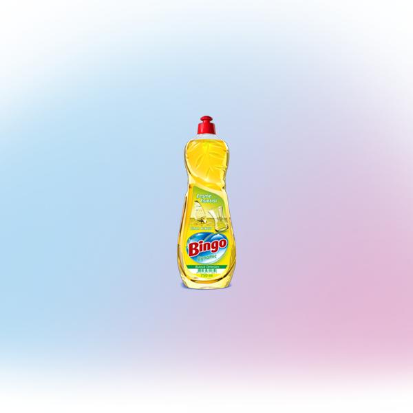 Bingo Dynamic Çeşme Esintisi Limon Kokulu Sıvı Bulaşık Deterjanı