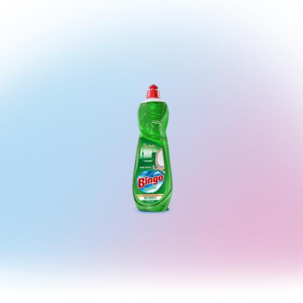 Bingo Dynamic Hasbahçe Doğa Kokulu Sıvı Bulaşık Deterjanı