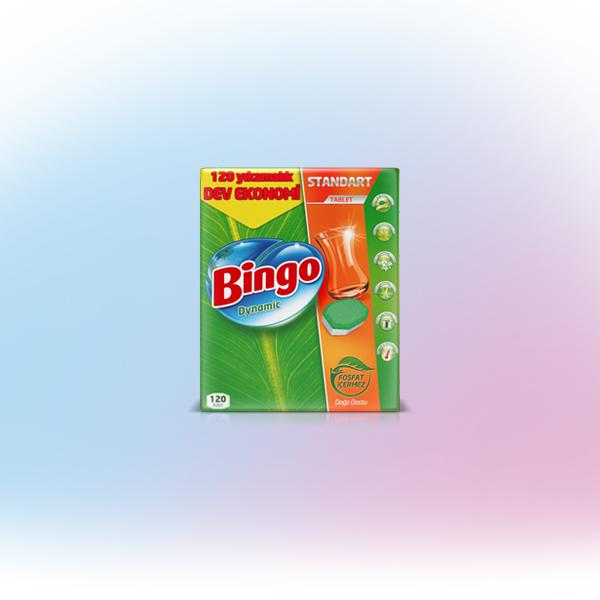 Bingo Dynamic Standart 120'li Mekine Tableti