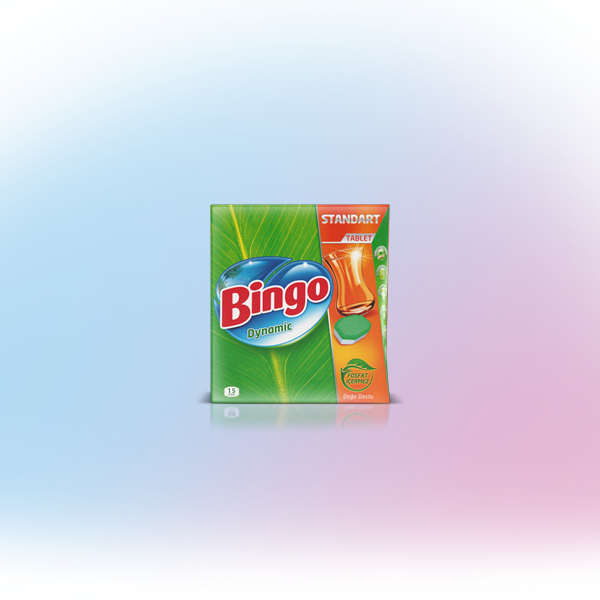 Bingo Dynamic Standart 15'li Mekine Tableti