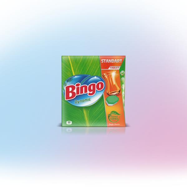 Bingo Dynamic Standart 60'lı Mekine Tableti