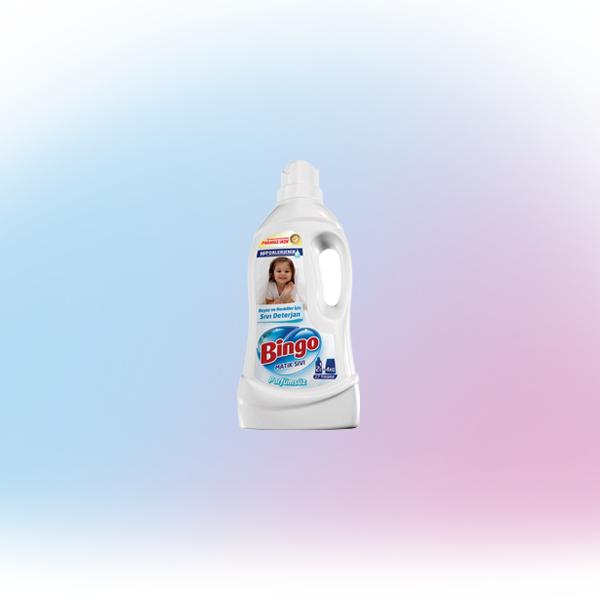 Bingo Matik Sıvı Parfümsüz Sıvı Çamaşır Deterjanı