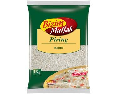 Ülker Bizim Mutfak Baldo Pirinç 1000gr