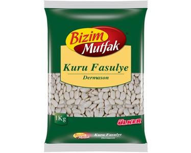 Ülker Bizim Mutfak Dermason Fasülye 1000gr