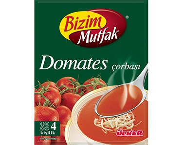 Ülker Bizim Mutfak Domates Çorbası
