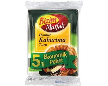 Ülker Bizim Mutfak Hamur Kabartma Tozu 5'li Paket