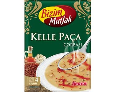 Ülker Bizim Mutfak Kelle Paça Çorbası